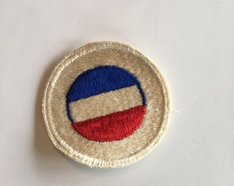 Vintage WWII Army Patch HQ Reserve