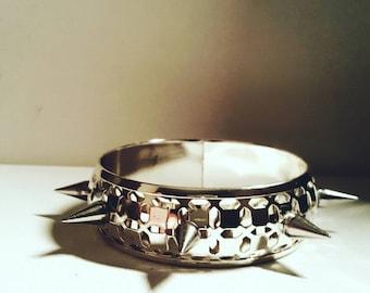 DareByKionde spiked out bracelet