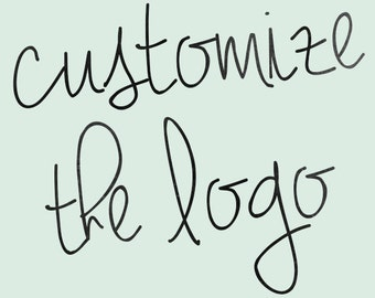 Custom Logo Change