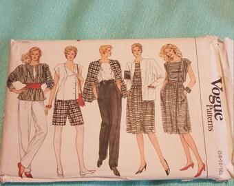 Vintage Vogue#8617 SIZE 14,16,18UNCUT