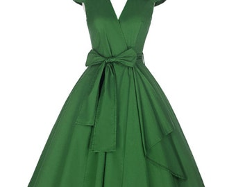 50s Swing Dancing Dress (Comes in Plus Size)