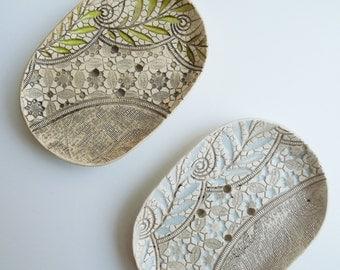 Soap Dish-Ceramic