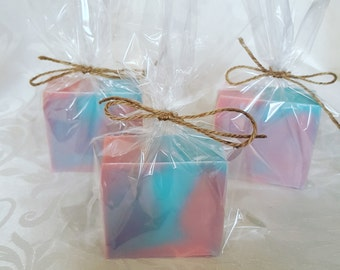 Hand made soaps CHERRY & APPPLE