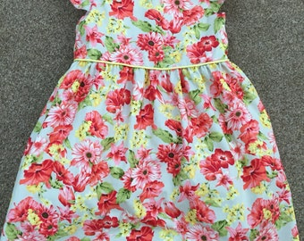 Girls party, summer dress