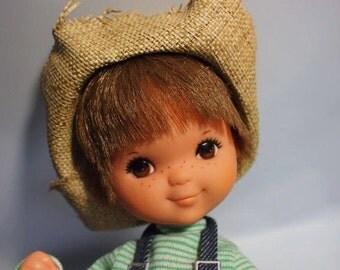 Vintage Japanese Moppet Doll