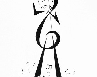 Singer Print