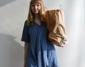 Linen Tunic, Linen Blouse, Loose Linen Shirt, Linen Tunic Top, Plus Size Tunic, Plus size Top, Lightweight Shirt, Boho tunic