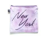 New York – Purple and B...