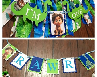 The good dinosaur party package