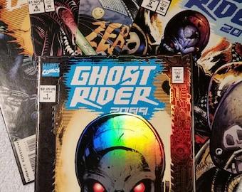 Ghost Rider 2099 #1-5 (1994)