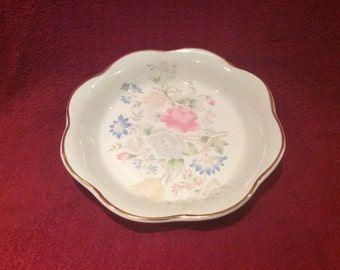 Royal Winton Flower Pattern Trinket Tray (Last chance to buy, this item will not be relisted)
