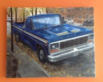 Lill Street Truck