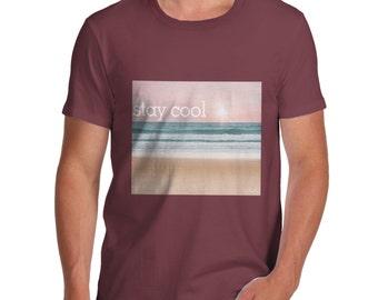 Men's Stay Cool Beach T-Shirt