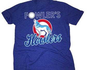 Fowler's Howlers - Dexter Fowler - Chicago Cubs Shirt