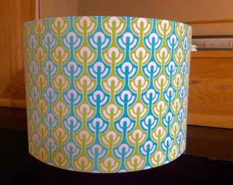 30cm drum ceiling/table lampshade