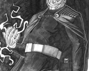 Count Dooku Daily Drawing