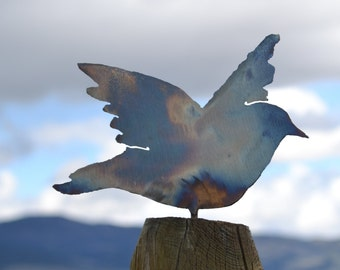 Flying Bluebird, Universal Mount