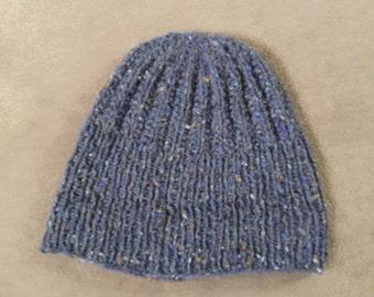 bonnet many woolen / tweed hat