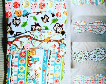 Burp Cloths: flannel-towel