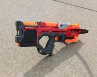 Modified Nerf Crossbolt