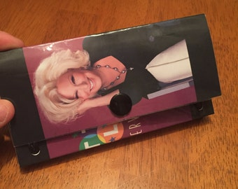 Bette Midler Divine Intervention Tour Wallet