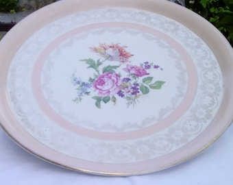 Vintage Limoges serving platter, plate or tray
