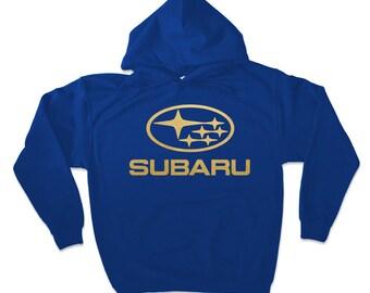 Subaru Hoodie or Tee OG Blue