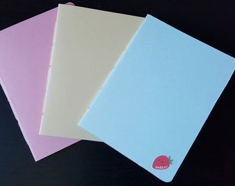DoodleBerri!- Blank Note/Sketchbooks