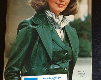Montgomery WARD Fall/Winter 1976 Catalog