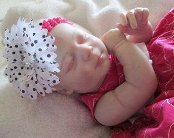 Reborn Baby Girl, Bountiful Baby Realborn Kimberly Asleep kit, Reborn Doll,  Very Realistic Baby, Fake Baby