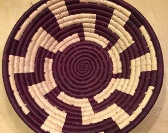 Purple Z Basket