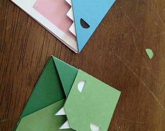 Creature corner bookmarks