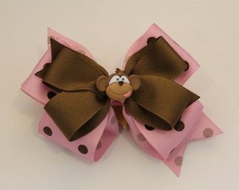 Monkey Bow (Free Shipping in US)