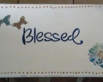 Blessed Family Plaque