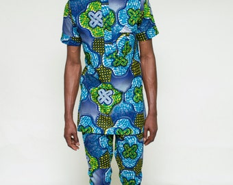 Humble & Noble Men Clothing in Different Ankara