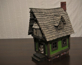Cottage house for hamster