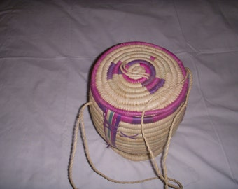 Tribal Woven Baskets