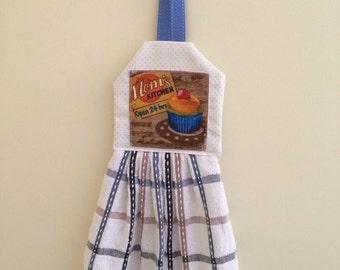 Kitchen hand towel, handy kitchen gifts, useful kitchen gifts, gifts for her, gifts for mum