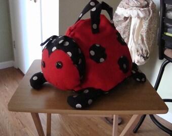 Ladybug Overnight Bag
