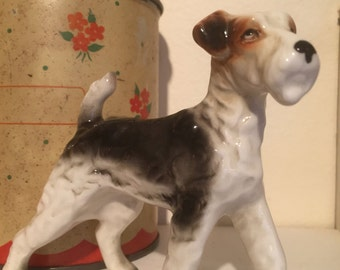 Vintage terrier ornament