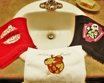 Holiday Decorative Hand Towels