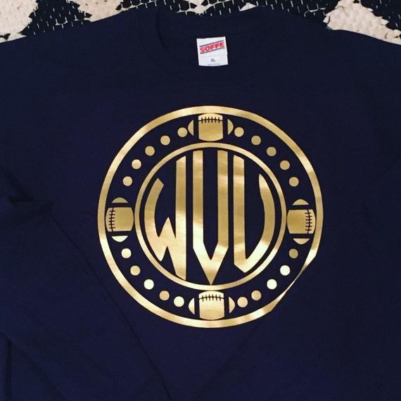 Items similar to west virginia football shirt football for West virginia university football shirts
