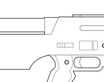 TF2 Widowmaker Blueprint