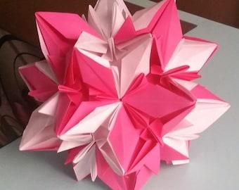 Origami Rafaelita Kusudama
