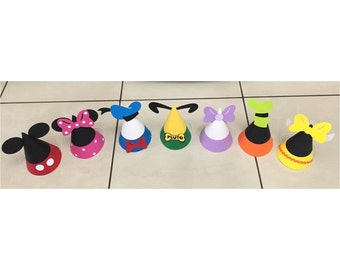 Mickey Mouse Clubhouse Party Hats (7)