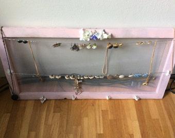 Handmade Jewelry Hanger