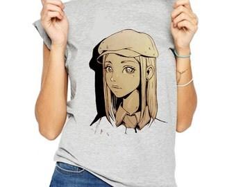 Anime T-shirt for Girl