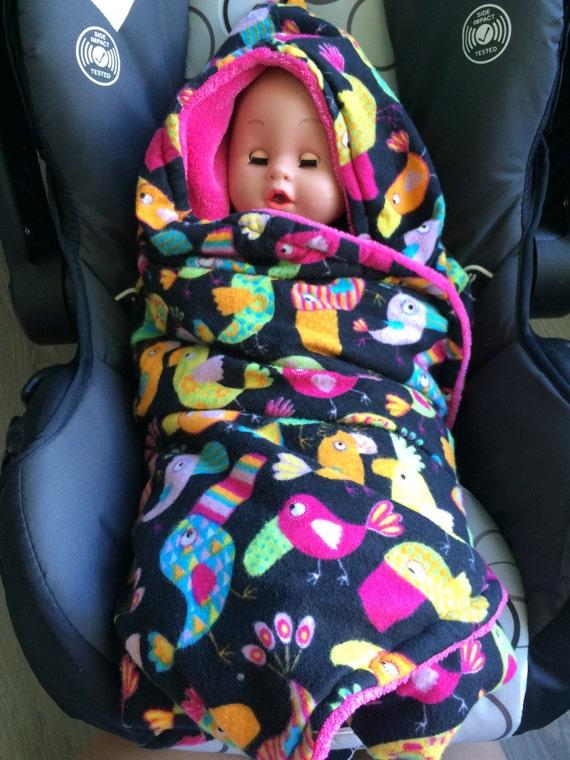 infant car seat blanket. Black Bedroom Furniture Sets. Home Design Ideas