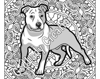 Zodiac Symbol Taurus Astrology Print Coloring Page Art