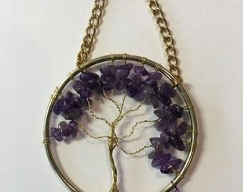 "3 ""Tree of Life Wall/Window Decoration"